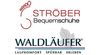 stroeber-waldlaufer logos